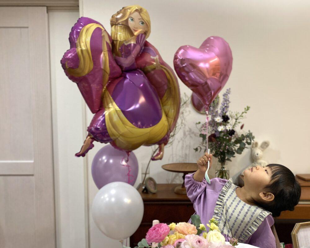 S.A.K balloon パーティー