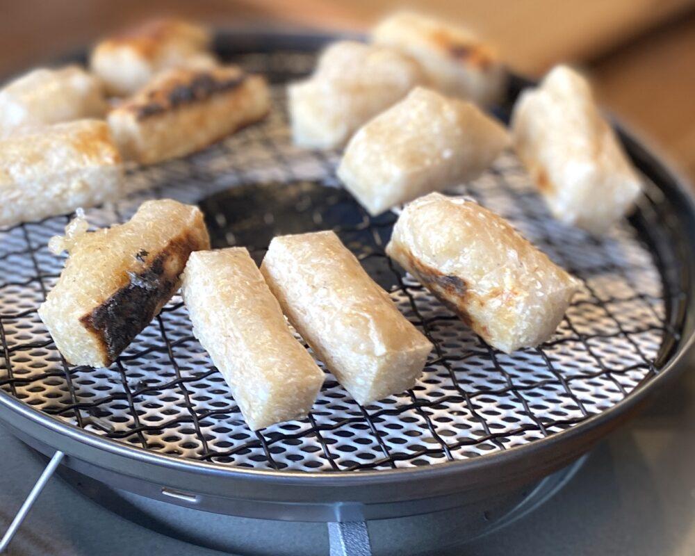 寿梅園 玄米餅